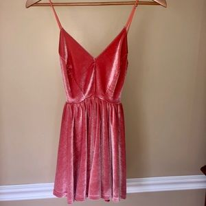 Urban Outfitters Coral Romper, NEW, tag included